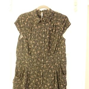 Free People Romper NWT Size S